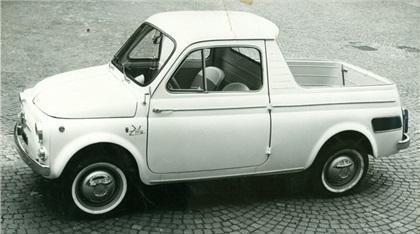 1962 Fiat 500 Ziba (Ghia)