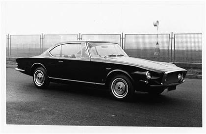 1962 Plymouth Valiant St. Regis (Ghia)