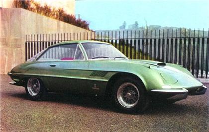 1962 Ferrari Superfast III (Pininfarina)