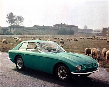 1962 Austin Healey 3000 (Pininfarina)