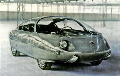 1962 Fiat 600D Record (Vignale)