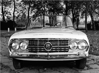 1963 Alfa Romeo 2600 Cabriolet 'Studionove' (Boneschi)