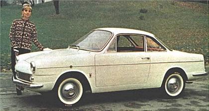 1963 Fiat 600/750 (Moretti)