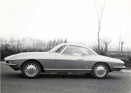 1963 Alfa Romeo 2600 Coupe Speciale Pininfarina Studios