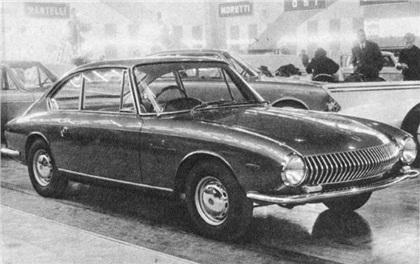 1963 Daihatsu Sport (Vignale)