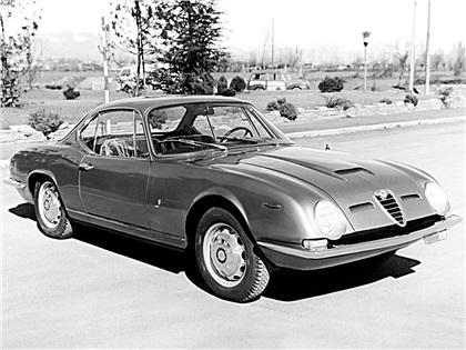 1963 Alfa Romeo 2600 Sprint HS (Bertone)