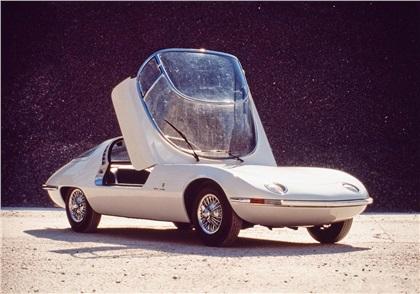 1963 Chevrolet Corvair Testudo (Bertone)