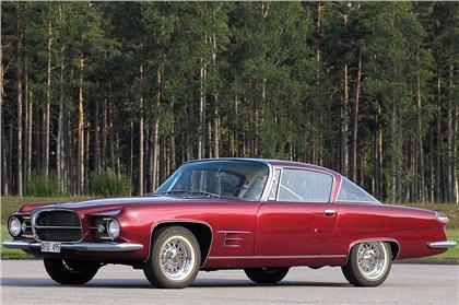 Dual-Ghia L 6.4 Coupe, 1963