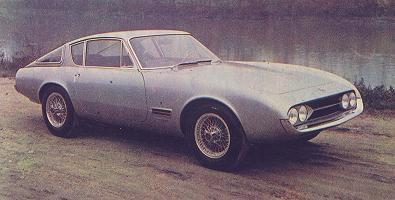 1963 Ghia G230S
