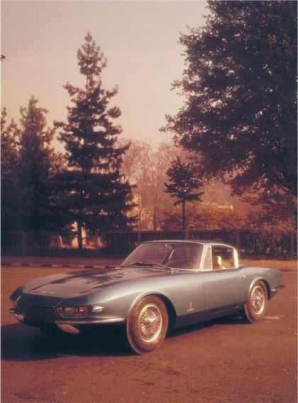 1963 Chevrolet Rondine (Pininfarina)