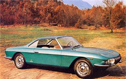 1963 Fiat 2300 S Lausanne (Pininfarina)