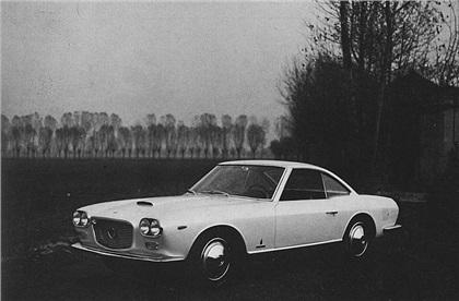 1963 Lancia Flaminia Coupe Speciale (Pininfarina) - Студии