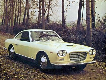 1963 Lancia Flaminia Coupe Speciale (Pininfarina)