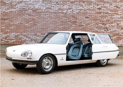 1963 Pininfarina PF Sigma