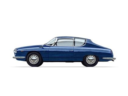 1963 Lancia Flavia Sport (Zagato)