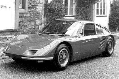 1964 Elva GT160 (Fissore)