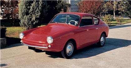 1964 Fiat 500 Coccinella (Francis Lombardi)