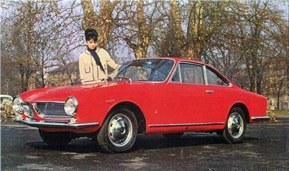 1964 Fiat 1500 Coupe (Moretti)