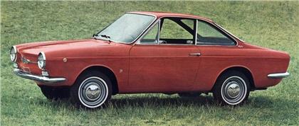 1964 Fiat 850 Coupe and Spider (Moretti)