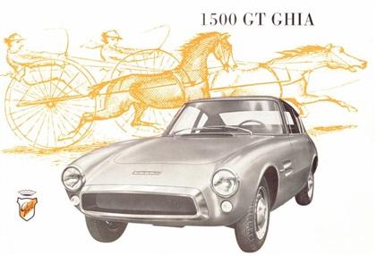 1964 Ghia 1500 GT