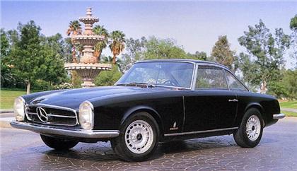 1964 Mercedes-Benz 230 SL Coupe (Pininfarina)