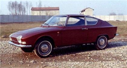 1964 Fiat 850 Z Coupe (Zagato)