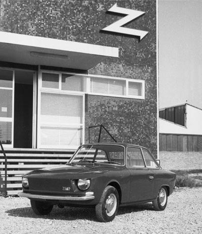 1964 Hillman Zimp (Zagato)