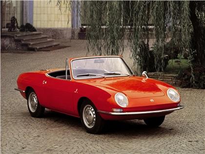 1965 Fiat 850 Spider (Bertone)