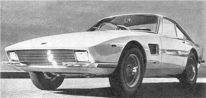 1965 TVR Trident (Fissore)