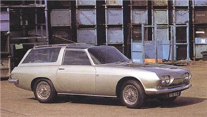 1965 Ogle Triplex Scimitar GTS