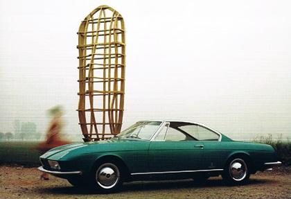 1965 Fiat 2300 S Coupe Speciale (Pininfarina)