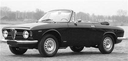1965 Alfa Romeo Giulia GTC (Touring)