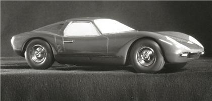 1965 Lamborghini Tigre (Touring)