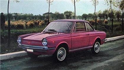 1964 Fiat 850 (Vignale)
