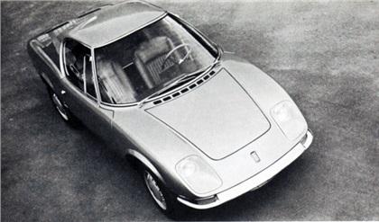 1965 Fiat 850 Coupe Sportivo (Vignale)