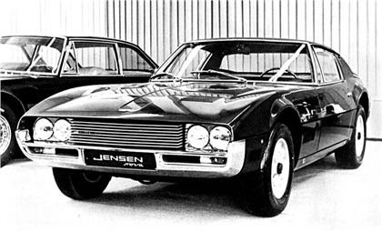 1967 Jensen Nova (Vignale)