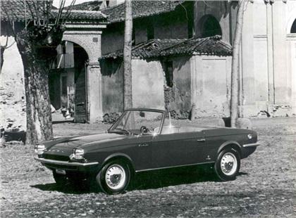 1965 Opel Kadett Convertible (Vignale)