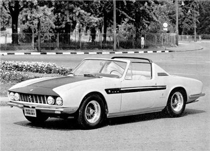 1965 Ferrari 330 GT 2+2 (Michelotti)