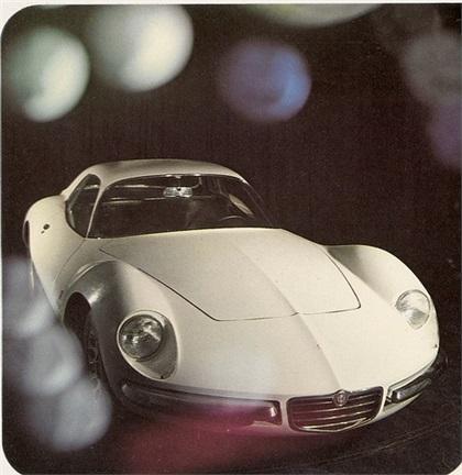 1965 Alfa Romeo Giulia 1600 Sport (Pininfarina)