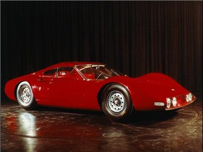 1965 Ferrari Dino Berlinetta Speciale (Pininfarina)