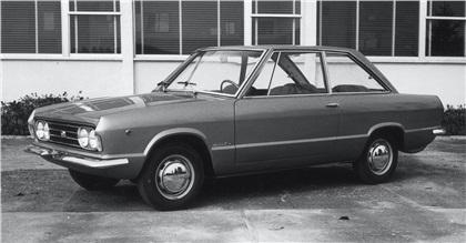 1966 Fiat 124 Smart (Francis Lombardi)