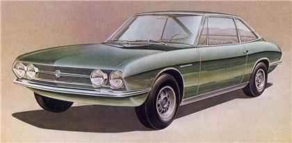 1966 Isuzu 117 Sport (Ghia)