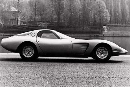 1966 Titania Veltro Coupe (Intermeccanica)
