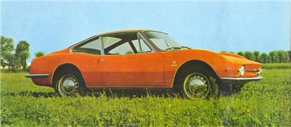 1965 Fiat 850 Sportiva (Moretti)