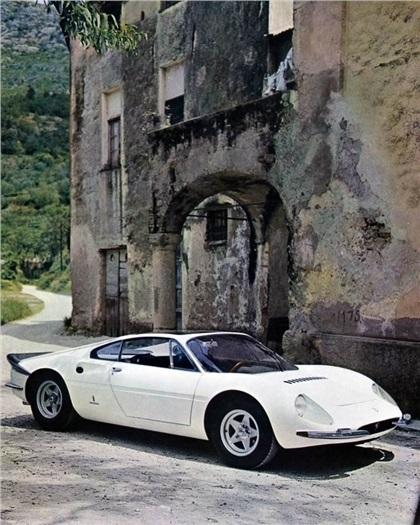 1966 Ferrari 365 P Berlinetta Speciale (Pininfarina)