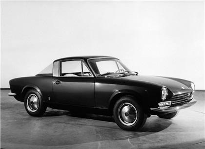 1966 Fiat 124 Sport Coupe Speciale (Pininfarina)