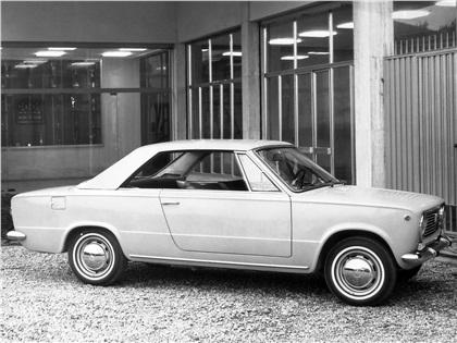 1966 Fiat 124 Cabriolet (Touring)