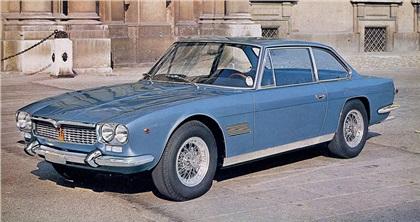 1966 Maserati Mexico (Vignale)