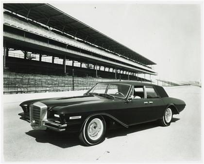 1966 Duesenberg Model D (Ghia)