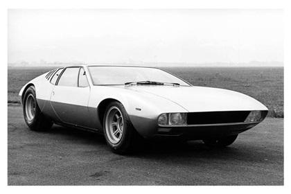 1966 DeTomaso Mangusta (Ghia)